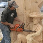 Chainsaw Carving Photo
