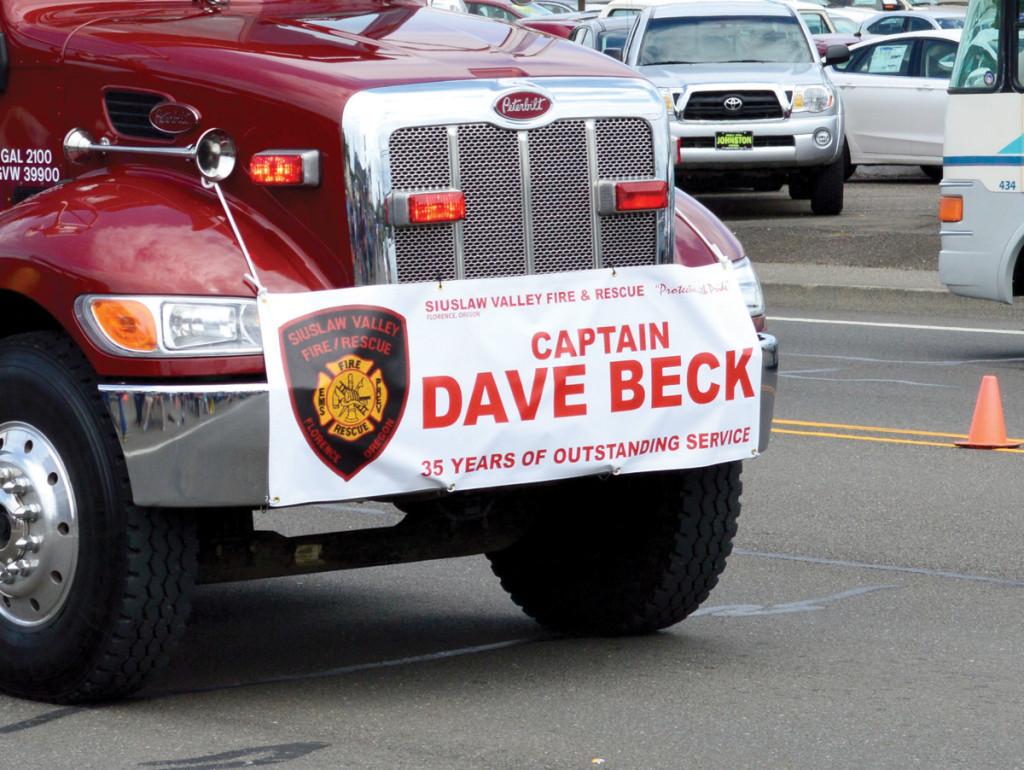 SVFR – Dave Beck Banner