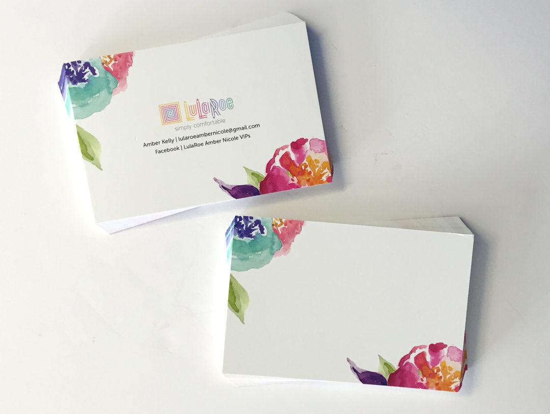 LuLaRoe – Blank Postcard