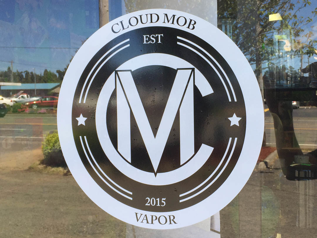 Cloud Mob – Vinyl Graphic