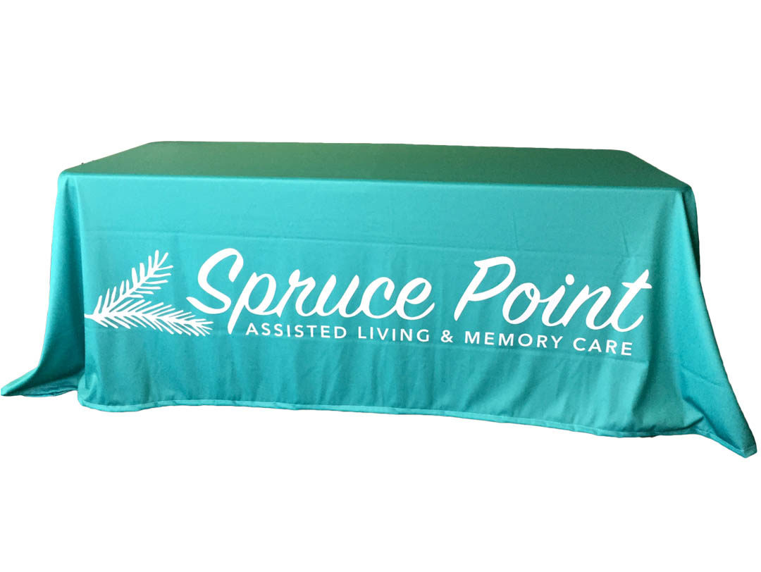 Spruce Point – Tablecloth