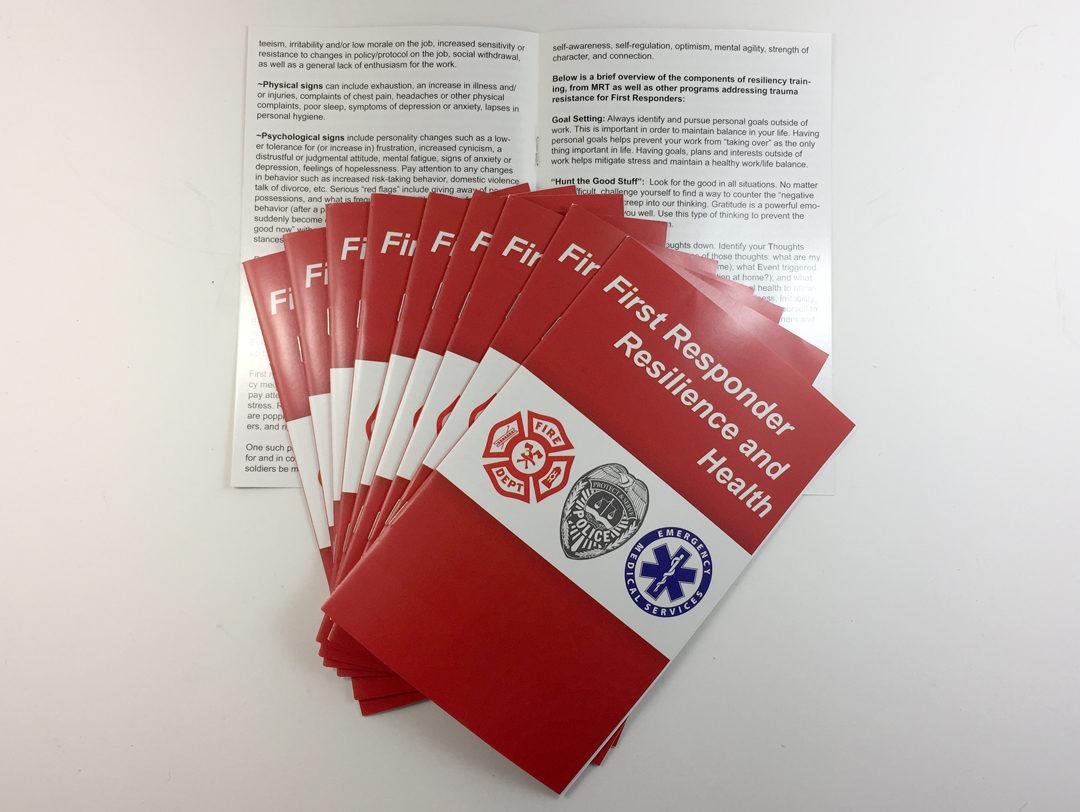 SVFR- First Responder Booklet