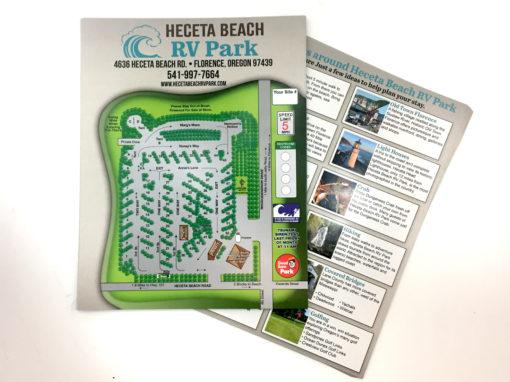 Heceta Beach RV Park – Flyer
