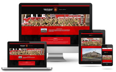 Responsive Website Design by WestCoast Media Group Inc.