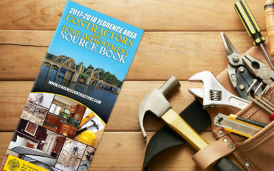 Get Your Ad In The 2018-2019 Florence Contractors and Home Improvement Guide