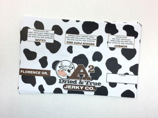 A2 Jerky – Header Cards