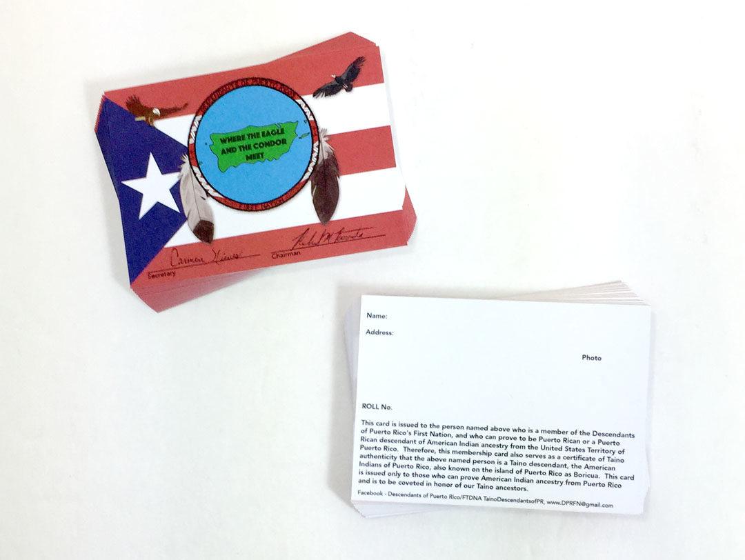 Puerto Rico Cards