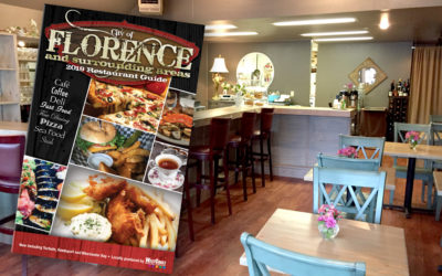Get Your Ad In The Florence and Surrounding Areas 2019 Restaurant Guide